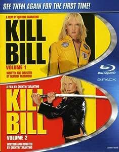 Kill Bill Vol. 1/ Kill Bill Vol. 2 - Double Feature [Blu-ray]
