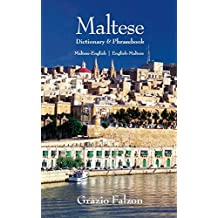 Maltese-English/English-Maltese Dictionary and Phrasebook