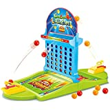 Trendsettings Connect 4 Launchers - Pinball Table & Floor Game - For 2 Players