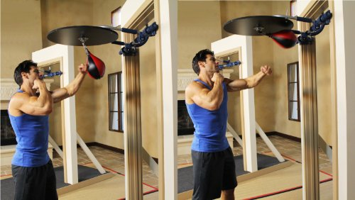 Gym1 Fight Station For Hanging A Heavy Punching Bag Or