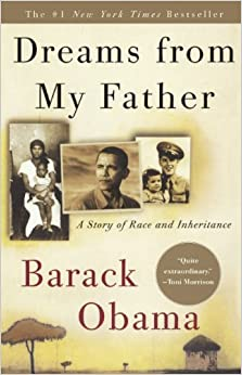Book Dreams from My Father: A Story of Race and Inheritance