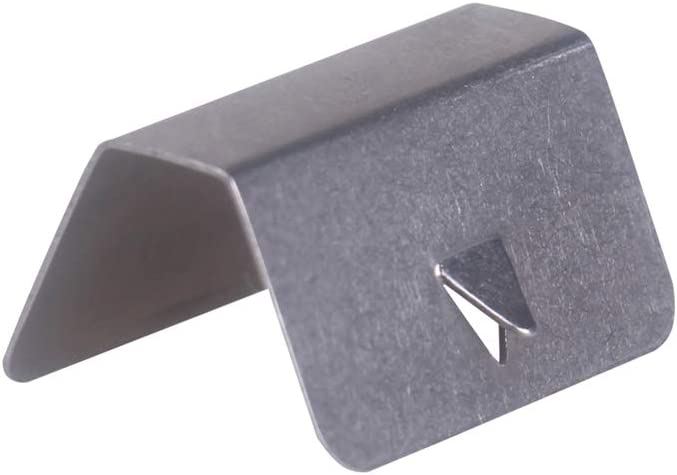 Channel Wind Rain Deflector Fitting Clips Replacements for Heko G3