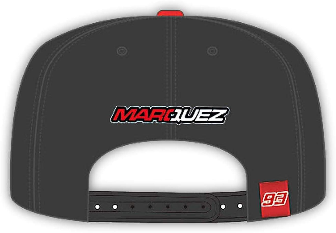 Gorra de Marc Marquez - Lado de Hormiga Big 93: Amazon.es: Ropa y ...