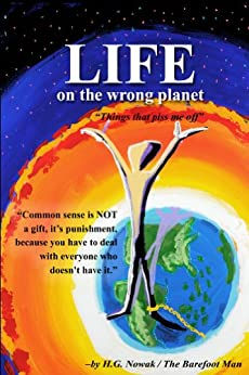 Life on the Wrong Planet by [Nowak, H.]