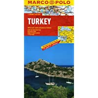 Turkey Marco Polo Map (Marco Polo Maps)