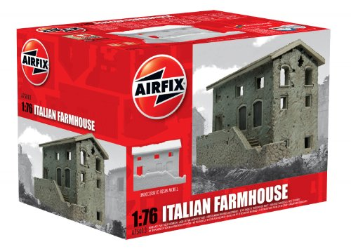 Airfix Italian Farmhouse Building Kit, 1 - Scale Farmhouse Kit Shopping Results