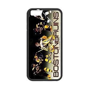 "Onshop Custom Boston Bruins Logo Pattern Phone Case Laser Technology for iPhone 6 4.7"""