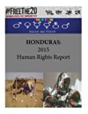 HONDURAS: 2015 Human Rights Report