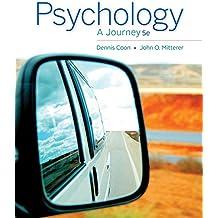 Psychology: A Journey (MindTap Course List)