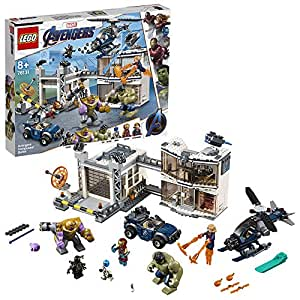 LEGO Marvel Avengers Compound Battle 76131 Building Kit