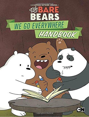 We Bare Bears: We Go Everywhere Handbook