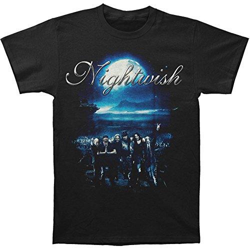 Nightwish Men's Showtime Storytime T-shirt Black