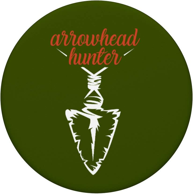 Amazon Com Arrowhead Hunter Hunting Artifacts Arrowheads Green Stand Popsockets Popgrip Swappable Grip For Phones Tablets Stands are randomly generated and have various moves and abilities. arrowhead hunter hunting artifacts
