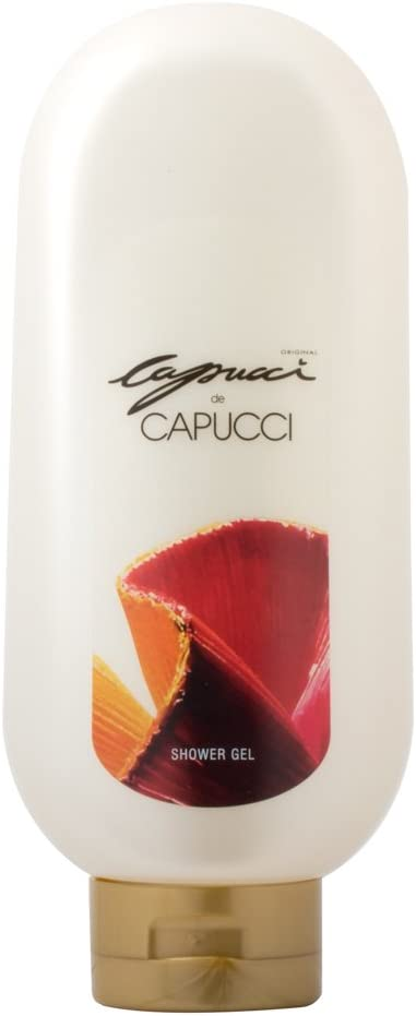 Capucci De Capucci D Shower Gel 400Ml: Amazon.it: Bellezza