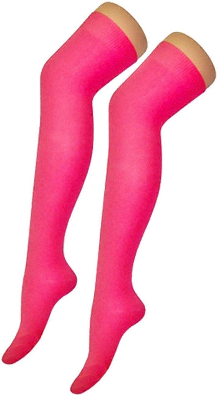 Shropshire Supplies Ladies Girls Over The Knee Thigh Length Socks