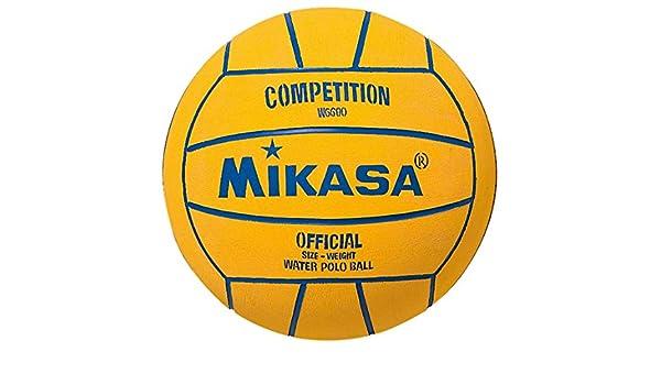 Mikasa Waterpolo Bola - jóvenes tamaño 2: Amazon.es: Deportes y ...