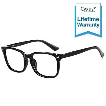 Flot Cyxus Blaulichtfilter Brille, UV Schutzbrille gegen Kopfschmerzen VT-34