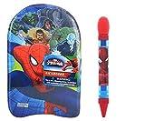 Spiderman Foam Kick-Board Water Summer Beach/Pool