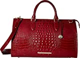 Brahmin Women's Anywhere Weekender Chianti One Size