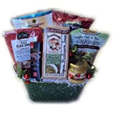 Vegan Christmas Gift Basket by Well Baskets