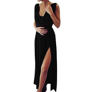 Diadia Vestido largo formal de fiesta de noche, vestido de fiesta de dama de honor