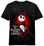 T-Shirt - Nightmare Before Christmas - Dark Love Medium