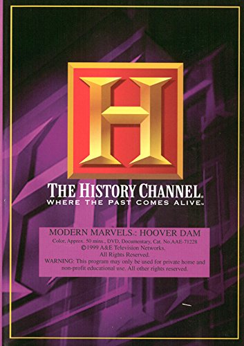 Modern Marvels - Hoover Dam (A&E DVD Archives) by A & E Home Video
