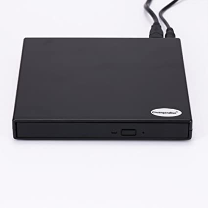 USB 2.0 External CD//DVD Drive for Acer travelmate 5720-6962