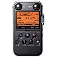 SONY 索尼 PCM-M10 黑色 4GB 线性PCM录音棒