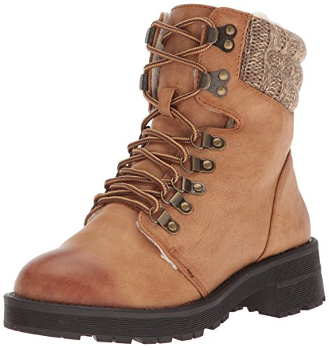 MIA Women's Maylynn Winter Boot, tan, 7 M US