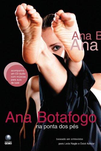 Ana Botafogo Na Ponta Dos Pés