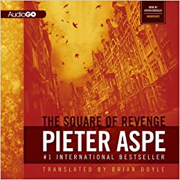 Amazon the square of revenge inspector van in series the square of revenge inspector van in series audiobookcdunabridged 1466 free shipping fandeluxe Images