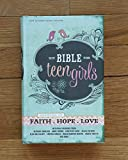 NIV, Bible for Teen Girls, Hardcover: Growing in