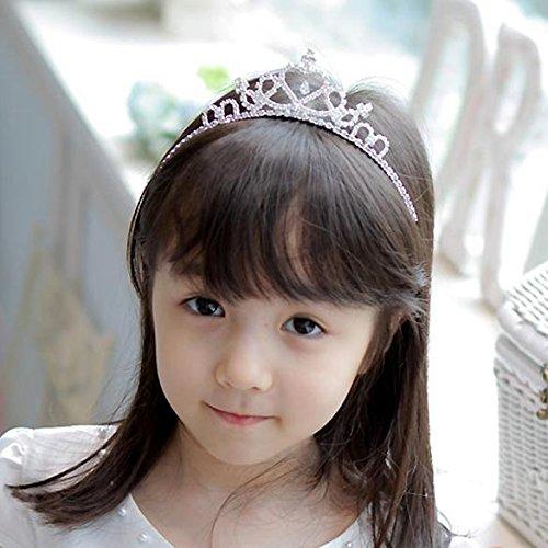 Amazon Com Goodfans Princess Hair Band For Children Girls Kids Hair