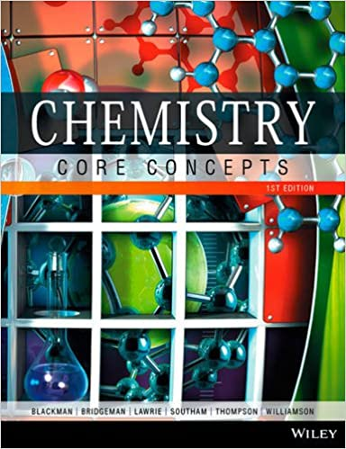 Book Chemistry: Core Concepts