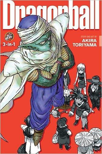 Book By Akira Toriyama - Dragon Ball (3-in-1 Edition), Vol. 5: Includes vols. 13, 14 & 15 (3-in-1 Edition) (2014-06-18)