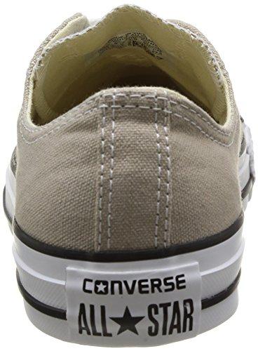 Converse Chuck Taylor All Star Ox - Zapatillas de Deporte de canvas Unisex Beige - beige