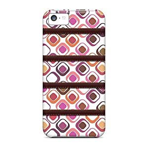 Premium Icon Holder Back Cover Snap On Case For ipod touch5