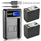 Kastar Battery (X2) & LCD Slim USB