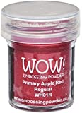Wow Embossing Powder WOW! Embossing Powder, 15ml, Apple Red