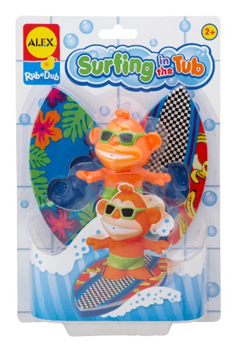 Alex Toys Board (ALEX Toys Rub a Dub Surfing in the)