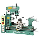 Grizzly G4015Z Combo Lathe/Mill