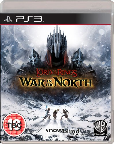 Lord of the Rings: War in the North (PS3) by Warner Bros. Interactive (Lord Of The Ring War In The North)