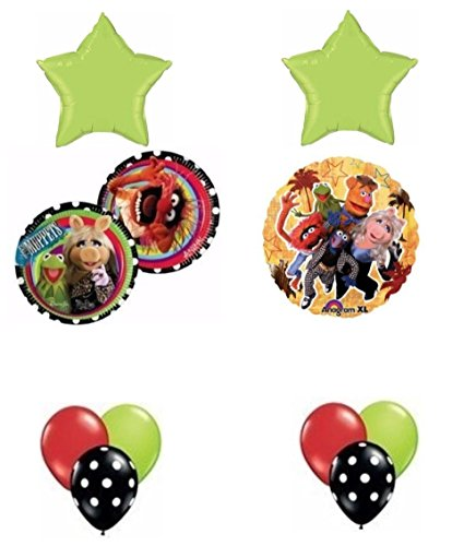 (The Muppets Birthday Party Balloon)