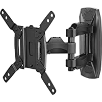 Rocketfish - Full-Motion TV Wall Mount for Most 19 - 39 TVs - Black