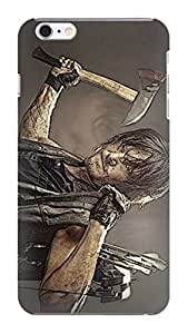cool pictures Popular The Walking Dead Daryl Dixon TPU Unique Durable Hard Protective fashionable Case for Iphone 6 Plus
