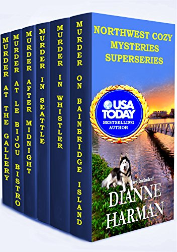 Northwest Cozy Mysteries Super Series by [Harman, Dianne]