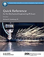 Quick Reference for the Mechanical Engineering PE Exam, 5th Ed