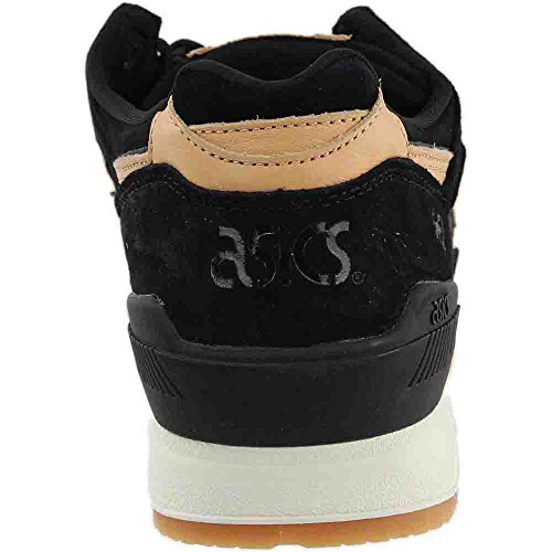Sand High Ankle Gel Suede Men's ASICS Fashion Respector Sneaker Black qwI1BUz