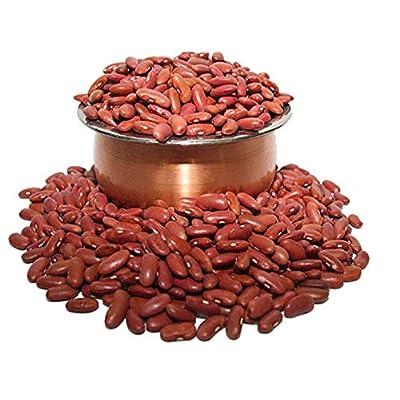 Bean, Heirloom Light Red Kidney Bean Seed (Phaseolus vulgaris) Organically Grown (2 oz Pack) by AchmadAnam : Garden & Outdoor